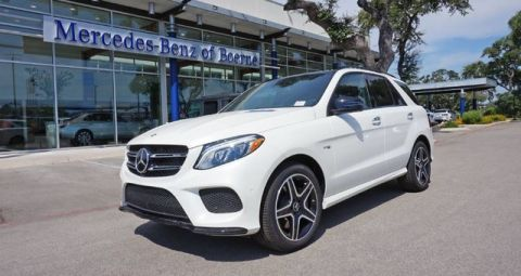 New 2017 Mercedes-Benz GLE 43 AMG® SUV AWD 4MATIC®