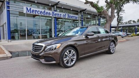 New 2017 Mercedes-Benz C 300 Luxury