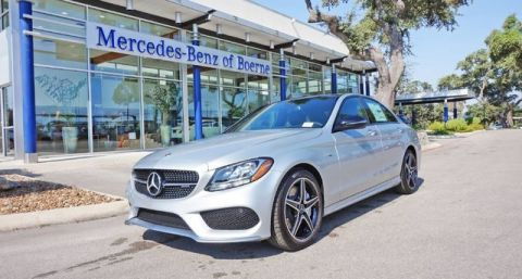 New 2018 Mercedes-Benz C 43 AMG® Sedan AWD 4MATIC®