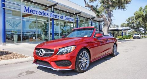 New 2018 Mercedes-Benz C 300