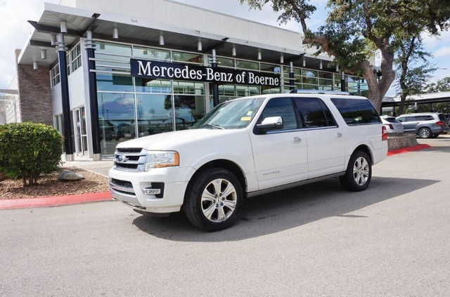 Ford Expedition El >> Pre Owned 2015 Ford Expedition El Platinum With Navigation In Stock