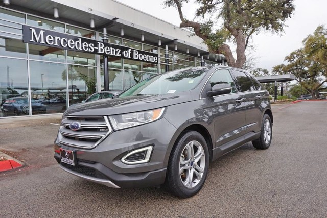 Pre Owned 2016 Ford Edge Anium
