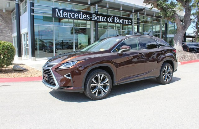 Pre Owned Lexus >> Pre Owned 2016 Lexus Rx 350 Front Wheel Drive Suv In Stock