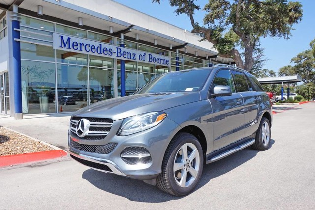 Certified Pre Owned 2018 Mercedes Benz Gle Gle 350 Suv In Boerne