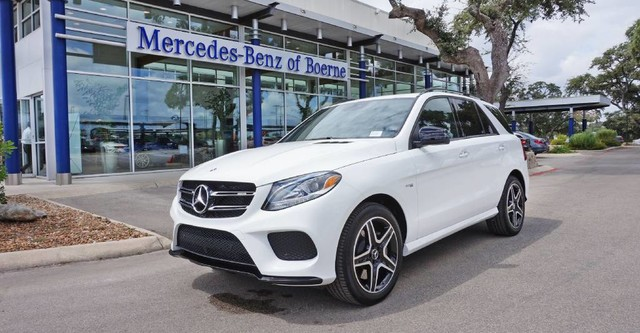 New 2018 mercedes benz gle amg gle 43 suv suv in boerne for Boerne mercedes benz