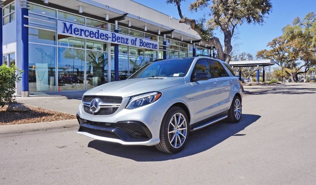 New 2018 Mercedes Benz GLE AMG® GLE 63 SUV