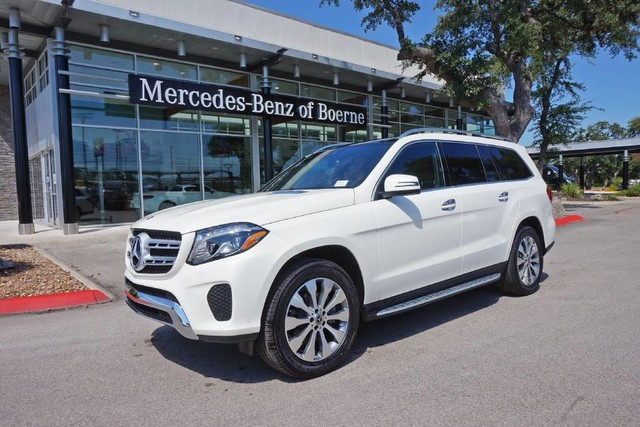 New Mercedes Suv >> New 2019 Mercedes Benz Gls 450 Awd 4matic In Stock