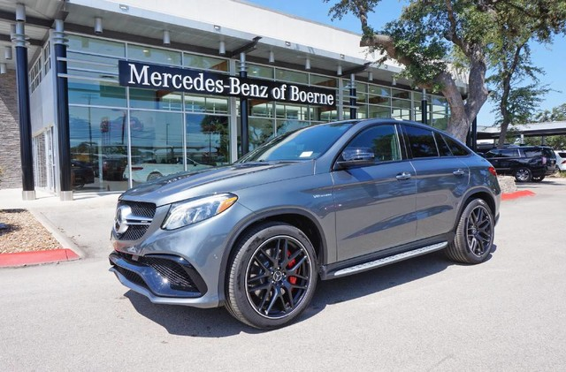 Amg Gle 63 >> New 2019 Mercedes Benz Amg Gle 63 S Coupe Awd 4matic In Stock