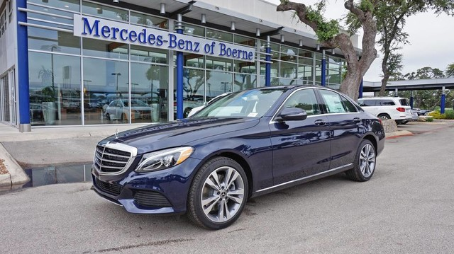 New 2017 mercedes benz c class c 300 luxury sedan in for Mercedes benz boerne service