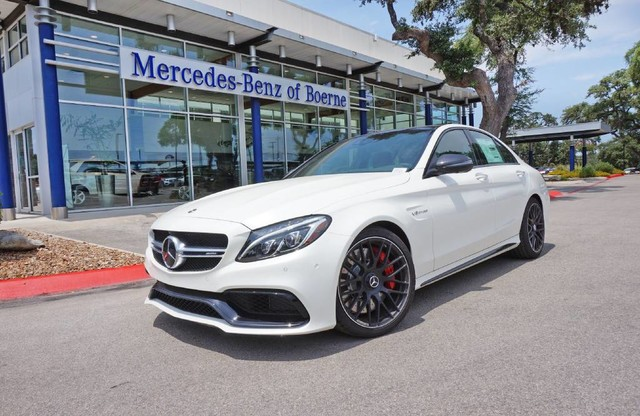 d9b40ee1ac New 2018 Mercedes-Benz C-Class AMG® C 63 S Sedan SEDAN in Boerne ...