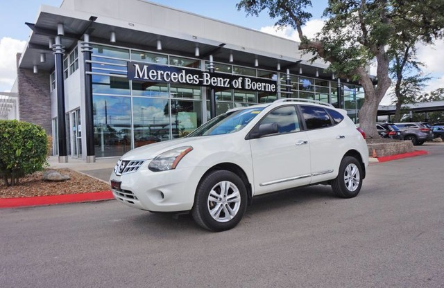 Nissan Rogue Select >> Pre Owned 2015 Nissan Rogue Select S Front Wheel Drive Suv In Stock