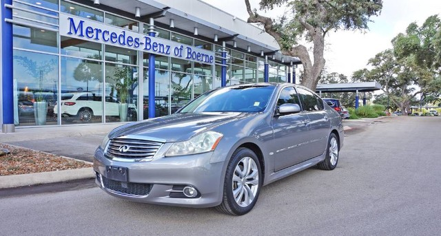 Pre owned 2008 infiniti m35 sedan in boerne 8m605333 for Mercedes benz boerne service