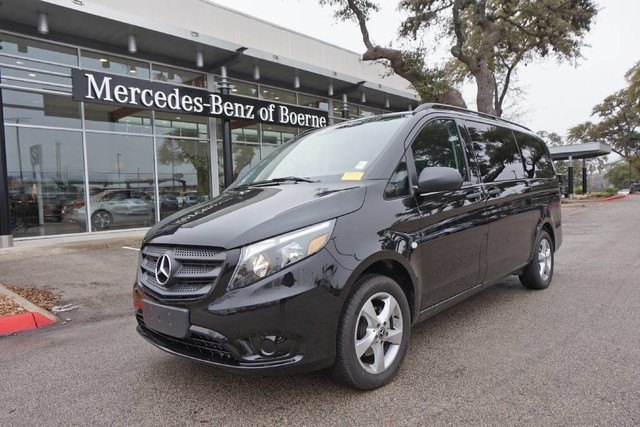 Pre-Owned 2018 Mercedes-Benz Metris Van