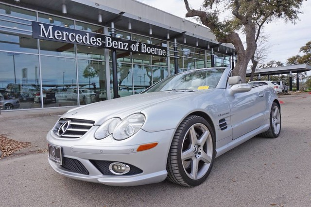 Pre-Owned 2007 Mercedes-Benz SL-Class AMG® SL 55