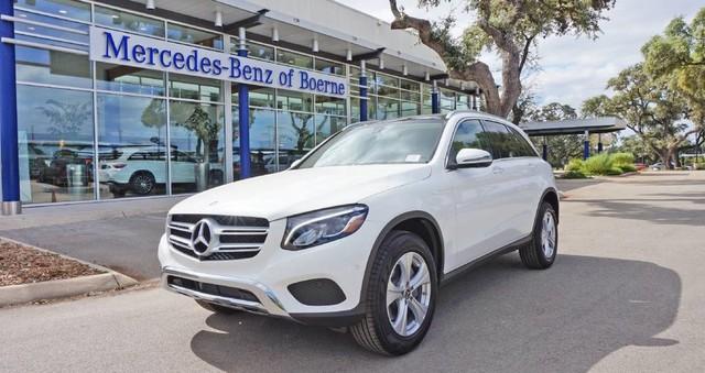 New 2018 mercedes benz glc glc 300 suv in boerne jv027958 for Mercedes benz boerne service