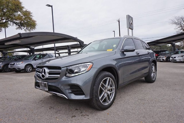 Pre-Owned 2016 Mercedes-Benz GLC GLC 300 Sport