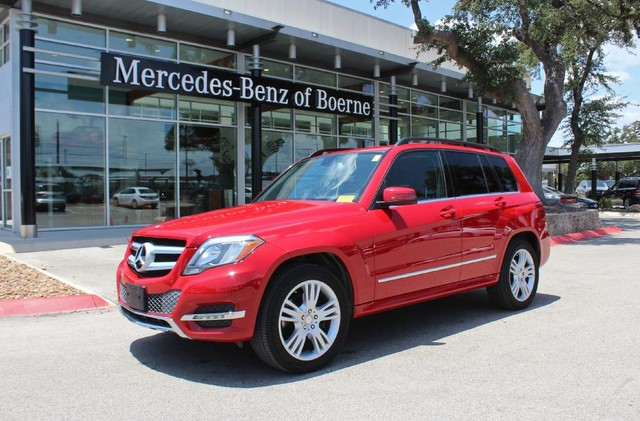 Pre Owned 2013 Mercedes Benz Glk 350 Rear Wheel Drive Suv