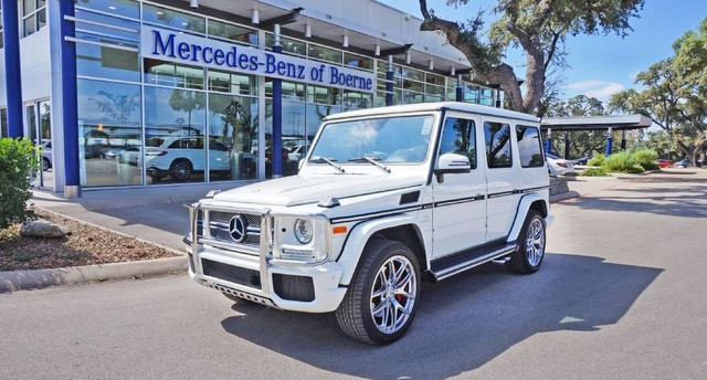 Certified pre owned 2017 mercedes benz g class g 65 amg Mercedes benz g class certified pre owned