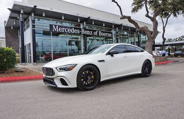 Certified Pre-Owned 2019 Mercedes-Benz GT AMG® GT 63 S 4MATIC®