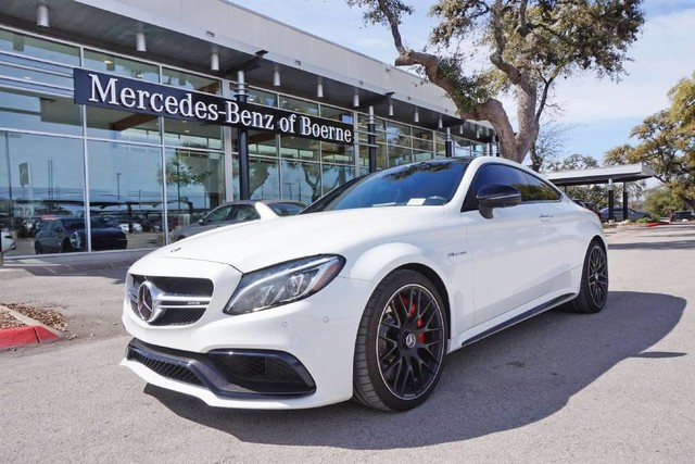 de2d9d0d26f4 New 2018 Mercedes-Benz C-Class AMG® C 63 S Coupe Coupe in Boerne ...