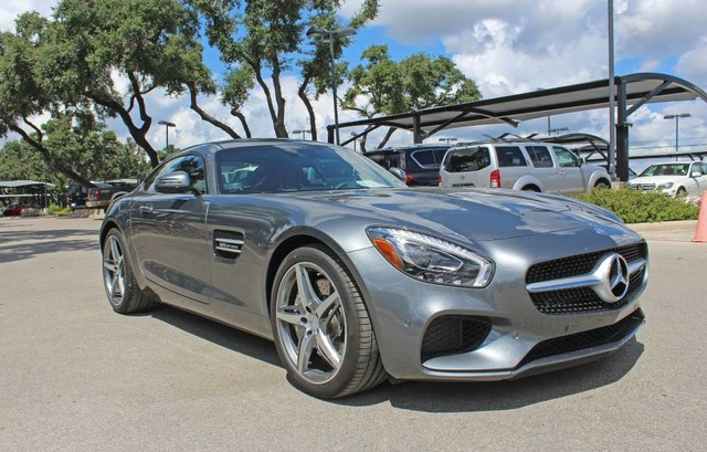 New 2017 mercedes benz amg gt coupe in boerne ha011460 for 2017 mercedes benz amg gt msrp