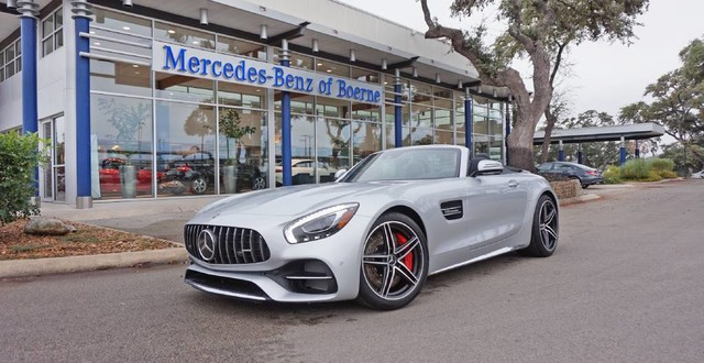 2016 Mercedes Benz Amg Gt S In Boerne Tx >> New 2018 Mercedes Benz Gt Amg Gt C Roadster Roadster In Boerne