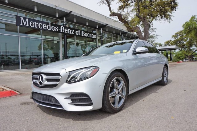 Certified Pre Owned 2017 Mercedes Benz E Cl 300