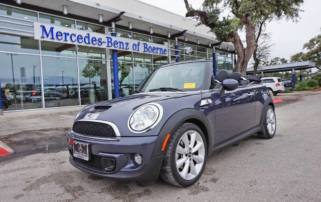 Pre Owned 2017 Mini Cooper Convertible S