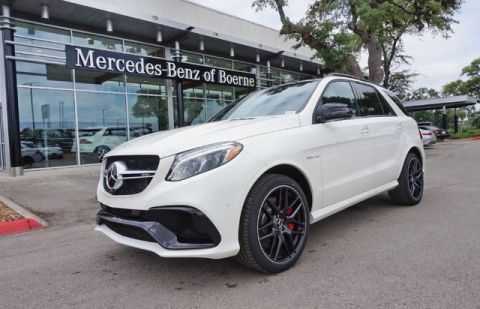 Pre-Owned 2019 Mercedes-Benz GLE AMG® GLE 63 S SUV