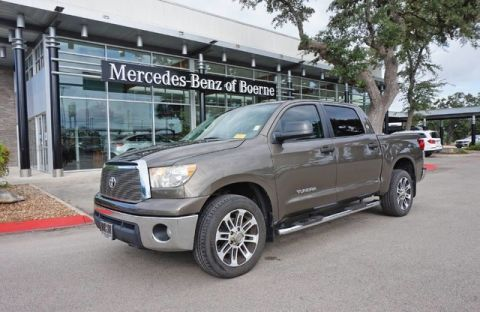 Pre-Owned 2012 Toyota Tundra 2WD Truck
