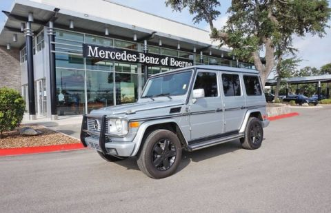 Pre-Owned 2005 Mercedes-Benz G-Class G 500