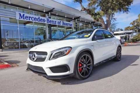 Certified Pre-Owned 2017 Mercedes-Benz GLA AMG® GLA 45