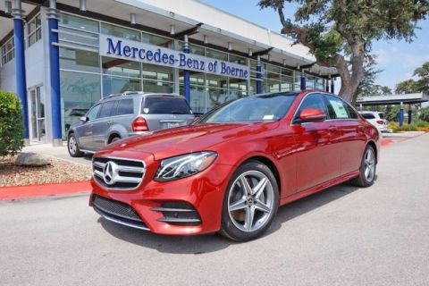New 2018 Mercedes Benz E 300