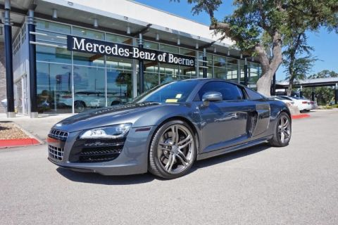 Pre-Owned 2012 Audi R8 5.2L